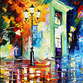 Amazing Night by Leonid Afremov