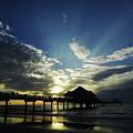 Amazing Sky Pier 60 by D Hackett