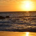 Amazing Sunset 230 by Remegio Dalisay