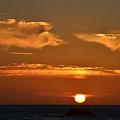 Amazing Sunset 251 by Remegio Dalisay