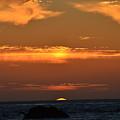 Amazing Sunset 262 by Remegio Dalisay