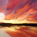 Amazing Sunset by Justyna JBJart