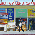 Ambala Cash And Carry by Michael Ward