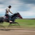 Ambling Race by Okan YILMAZ