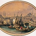 Amedeo Preziosi The Bosphorus by Eastern Accents