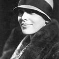 Amelia Earhart by Granger