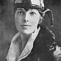Amelia Earhart, Us Aviation Pioneer by Science, Industry & Business Librarynew York Public Library