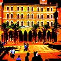 Amercian University Of Beirut  by Funkpix Photo Hunter