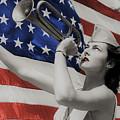 America The Beautiful by Michael Bergman