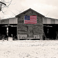American Barn by Phil Rowe