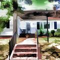 American Beautiful House by Jeelan Clark