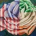 American Beauty Irish Rose by Ann Sokolovich