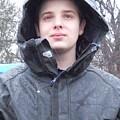 American Boy In Rain by Alan Espasandin