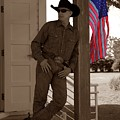 American Cowboy by Don Columbus
