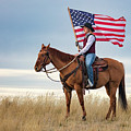 American Cowgirl by Todd Klassy