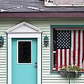 American Curtain  by Larry Braun