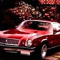 American Dream Cars Catus 1 No. 1 H A by Gert J Rheeders