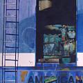 American Express by Angus McEwan