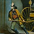 American Fireman 1858 by Padre Art