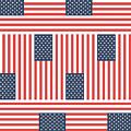 American Flag by Alina Krysko