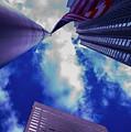 American Flag by Joey Rey
