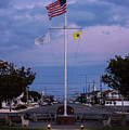 American Flag Lavallette Nj by Terry DeLuco