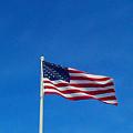 American Flag by Pat Turner