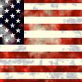American Flag by Sebastien Coell