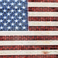 American Flag Usa   by Terry DeLuco