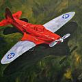American Flyer by Herschel Fall