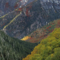 American Fork Canyon by Leland D Howard
