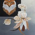 American Fox by Ann Shramm-Williams