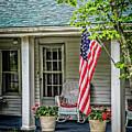 American Front Porch by Debra and Dave Vanderlaan