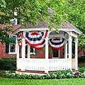 American Gazebo by Margie Wildblood