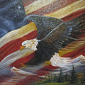 American Glory by Sherry Strong