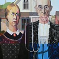 American Gothic In Six Styles by Katherine Huck Fernie Howard