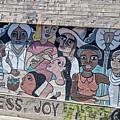 American Graffiti by Louise Hill