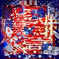 American Graffiti Presidential Election 1 by Tony Rubino
