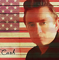 American Icon Johnny Cash by Dan Sproul