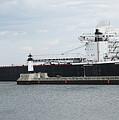 American Integrity Ship by Lori Tordsen