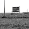 American Interstate - Kansas I-70 Bw 2 by Frank Romeo
