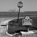 American Interstate - Kansas I-70 Bw 3 by Frank Romeo