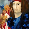 American Jokonda by Antoaneta Melnikova- Hillman