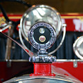 American Lafrance Vintage Fire Truck Gas Cap by Catherine Sherman
