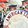 American Legion by Carolyn Coffey Wallace