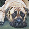 American Mastiff by Lee Ann Shepard