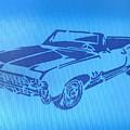 American Muscle Car by Leon Keay