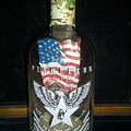 American Pendleton Commemorative Bottle by Angie Sellars