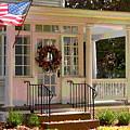 American Porch by Marcel  J Goetz  Sr