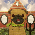 American Pug Gothic by Purely Pugs Design